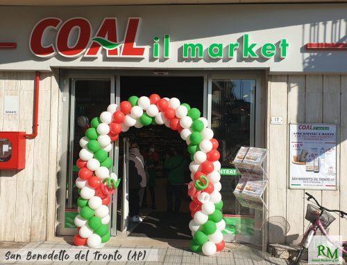 COAL San Benedetto del Tronto (AP) • L'ultimo gioiello Coal firmato Retail Modeling