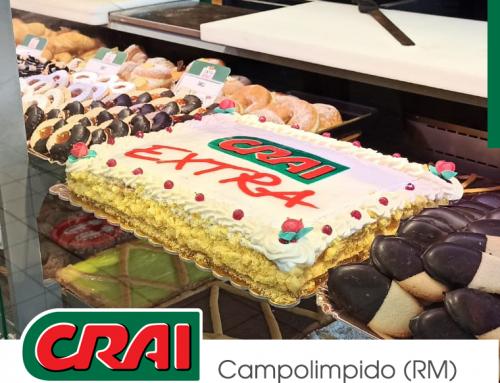 CRAI Campolimpido (RM) • Riapre e diventa pv diretto della rete Crai Lazio