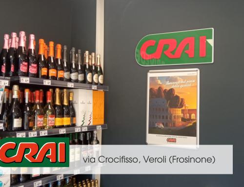CRAI Veroli (Frosinone) • …altro negozio…altro allestimento!